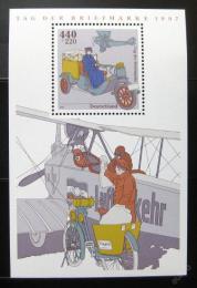 Poštovní známka Nìmecko 1997 Den známek Mi# Block 41