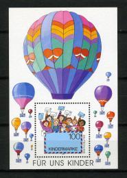 Poštovní známka Nìmecko 1997 Pro dìti Mi# Block 40