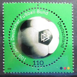 Poštovní známka Nìmecko 2000 Fotbalový svaz, 100. výroèí Mi# 2091