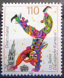 Poštovní známka Nìmecko 2000 Düsseldorfský Karneval, 175. výroèí Mi# 2099