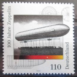 Poštovní známka Nìmecko 2000 Zeppelin Mi# 2128