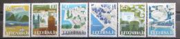 Poštovní známky Jugoslávie 1963 Turistické destinace Mi# 1040-45
