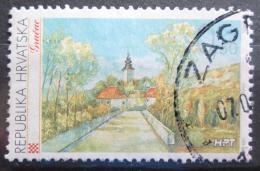 Poštovní známka Chorvatsko 1995 Graèac Mi# 357