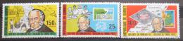 Poštovní známky Džibutsko 1979 Rowland Hill Mi# 245-47