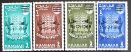 Poštovní známky Šardžá 1966 Pøetisk Gemini Mi# 204-07 A