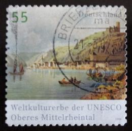 Poštovní známka Nìmecko 2006 Hrad Katzenelnbogen Mi# 2537