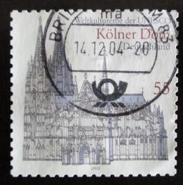 Poštovní známka Nìmecko 2003 Dóm v Kölnu Mi# 2330