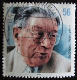 Poštovní známka Nìmecko 2002 Josef Felder, politik Mi# 2273