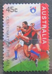 Poštovní známka Austrálie 1996 Rugby