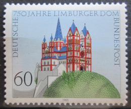 Poštovní známka Nìmecko 1985 Katedrála Limburg Mi# 1250