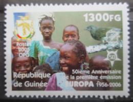 Poštovní známka Guinea 2006 Evropa CEPT Mi# 4209