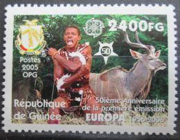 Poštovní známka Guinea 2006 Evropa CEPT Mi# 4211