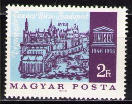 Poštovní známka Maïarsko 1966 UNESCO, 20. výroèí Mi# 2241
