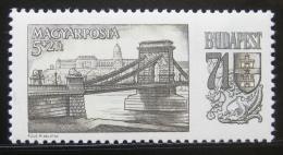 Poštovní známka Maïarsko 1969 Výstava Budapest Mi# 2504