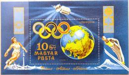 Poštovní známka Maïarsko 1972 Olympijské hry Mi# Block 89