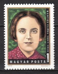 Poštovní známka Maïarsko 1972 Flora Martos Mi# 2815