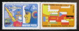 Poštovní známky Maďarsko 1973 Varšavská smlouva Mi# 2864 - zvětšit obrázek