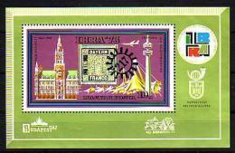 Poštovní známka Maïarsko 1973 Výstava IBRA Mi# Block 97