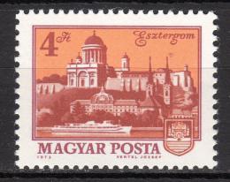 Poštovní známka Maïarsko 1973 Esztergom Mi# 2897