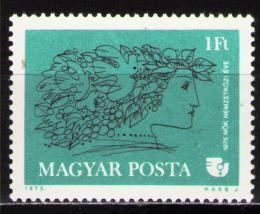 Poštovní známka Maïarsko 1975 Mezinárodní rok žen Mi# 3024