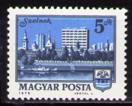 Poštovní známka Maïarsko 1975 Szolnok Mi# 3025