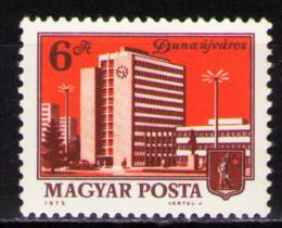 Poštovní známka Maïarsko 1975 Dunaujváros Mi# 3045
