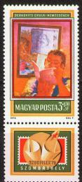 Poštovní známka Maïarsko 1978 Výstava SOZPHILEX Mi# 3274