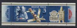 Poštovní známka Maïarsko 1978 Výstava PRAGA Mi# 3308