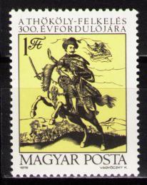 Poštovní známka Maïarsko 1978 Povstání Thökölyho Mi# 3316
