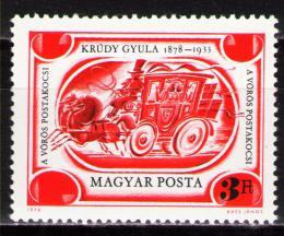 Poštovní známka Maïarsko 1978 Dostavník Mi# 3318