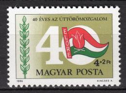 Poštovní známka Maïarsko 1986 Pionýrská organizace Mi# 3827