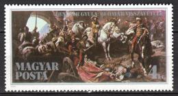 Poštovní známka Maïarsko 1986 Umìní, Benczúr Mi# 3836