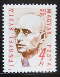 Poštovní známka Maïarsko 1988 Gyula Lengyel, politik Mi# 3993