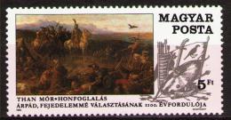 Poštovní známka Maïarsko 1989 Umìní, Than Mi# 4053