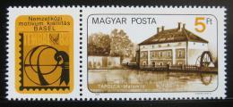 Poštovní známka Maïarsko 1983 Starý mlýn Mi# 3609