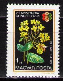Poštovní známka Maïarsko 1983 Flóra Mi# 3631