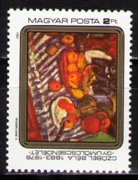Poštovní známka Maïarsko 1983 Umìní, Czóbel Mi# 3635