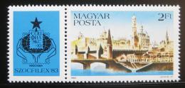 Poštovní známka Maïarsko 1983 Výstava SOZPHILEX Mi# 3644