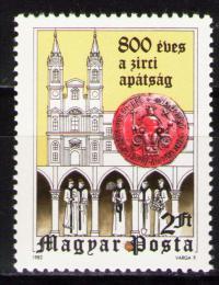 Poštovní známka Maïarsko 1982 Abtei, 800. výroèí Mi# 3570