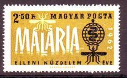 Poštovní známka Maïarsko 1962 Boj proti malárii Mi# 1842