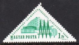 Poštovní známka Maïarsko 1964 Mezinárodní veletrh Mi# 2026