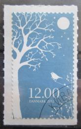 Poštovní známka Dánsko 2012 Strom Mi# 1721