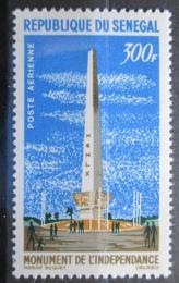 Poštovní známka Senegal 1964 Památník nezávislosti Mi# 279