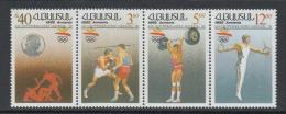 Poštovní známky Arménie 1992 LOH Barcelona Mi# 199-202