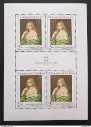 Poštovní známky Èeskoslovensko 1968 Umìní, Mánes Mi# 1802 Po# 1692 PL