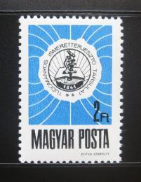 Poštovní známka Maïarsko 1968 Popularizace vìdy Mi# 2451