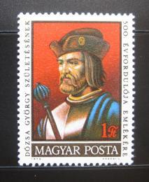 Poštovní známka Maïarsko 1972 Gyorgy Dózsa Mi# 2772