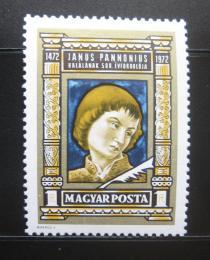 Poštovní známka Maïarsko 1972 Janus Pannonius Mi# 2738