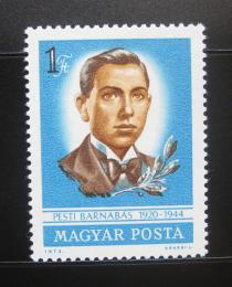 Poštovní známka Maïarsko 1973 Barnabás Pesti Mi# 2918