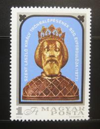 Poštovní známka Maïarsko 1978 Svatý Ladislav Mi# 3319